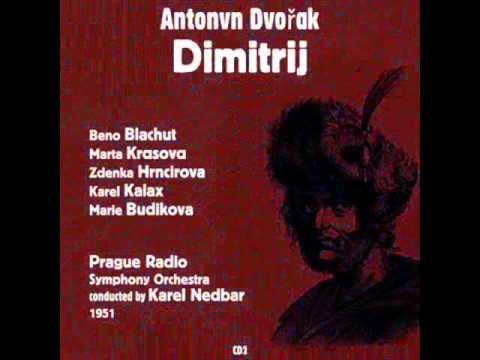 Antonín Dvořák: Dimitrij - Act I.1