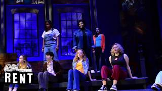 Rent musical behind-the-scenes promo