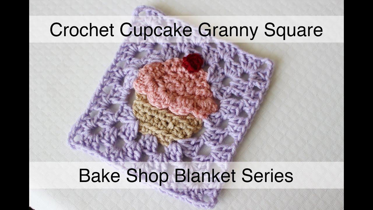 Cupcake Crochet Pattern Amazing Design