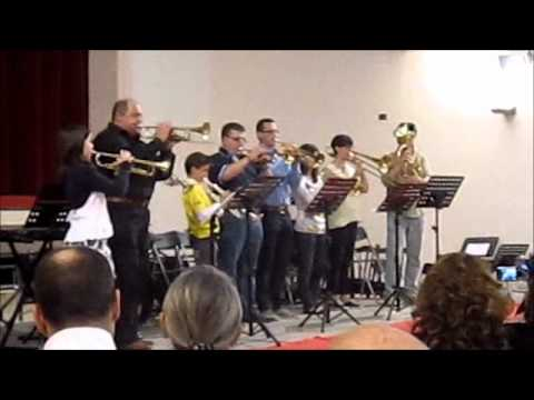 Saggio della scuola di musica di Tresigallo