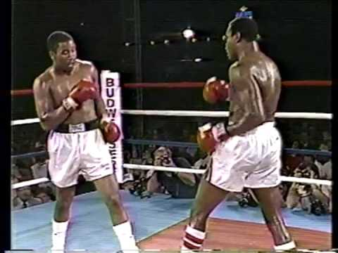 Larry Holmes vs Tim Witherspoon