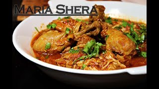 CHICKEN KHORMA RECIPE-KORMA MORGE AFGHANI- CHICKEN CURRY RECIPE