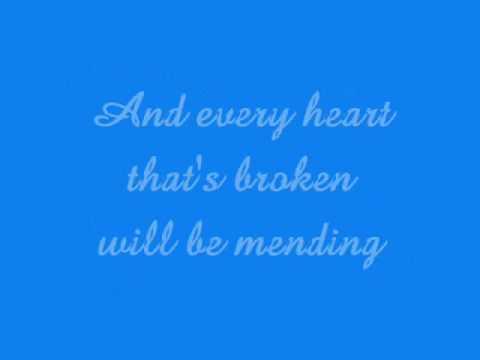 The Prayer - Jessica Sanchez (Lyrics On Screen)