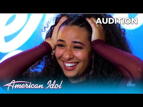 Kimmy Gabriela: THE Judges PREDICT This Girl Is Top 10 On @American Idol 2020