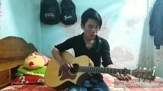 Con Xin Sám Hối Guitar cover