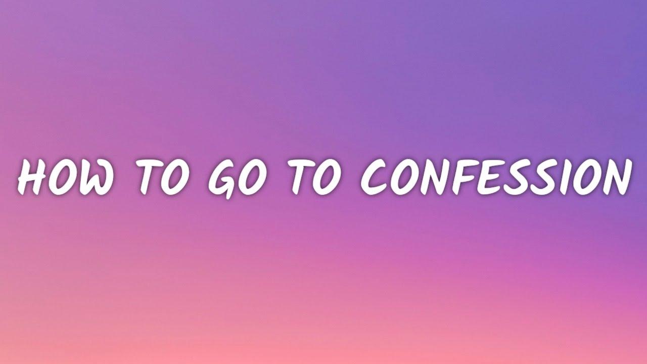 Download Sabrina Carpenter - How To Go To Confession (Lyrics) (From the Disney+ Original Movie 'Clouds')