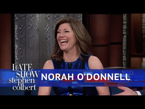 Thumbnail: Norah O'Donnell: Read Beyond The Headlines