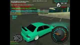 Mitsubishi Evolution 9|MTA: JDM's, Muscle's | Drift|Mr.kredo