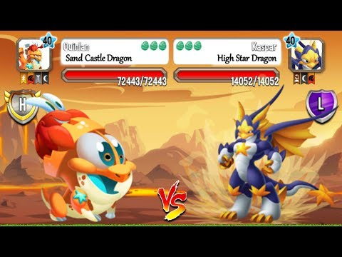 Dragon City - Random Fight | Part 149 [Full Combat & Skills 2017]