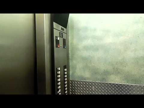 Otis Series 1 Service Elevators Riviera Hotel & Casino
