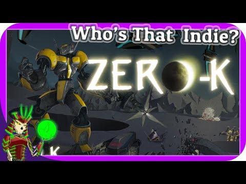 ZERO-K Impression | Free Open Source Total Annihilation Game | Zero-K Gameplay