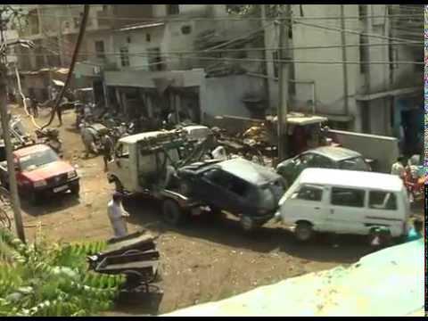 Mayapuri Where Cars Go To Die Youtube