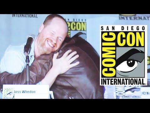 Marvel ABC Agents of SHIELD Full Panel - Comic Con 2013