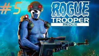Rogue Trooper Redux Let