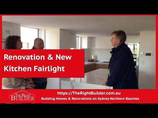 Renovation & New Kitchen Fairlight Customer Testimonial
