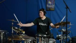 """Hybrid Drum Solo """"Loop Challenge """""""