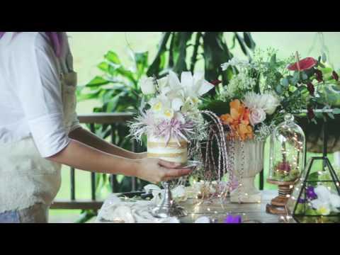 Sweet Table by Otoño & Lavanda / Historias del ciervo
