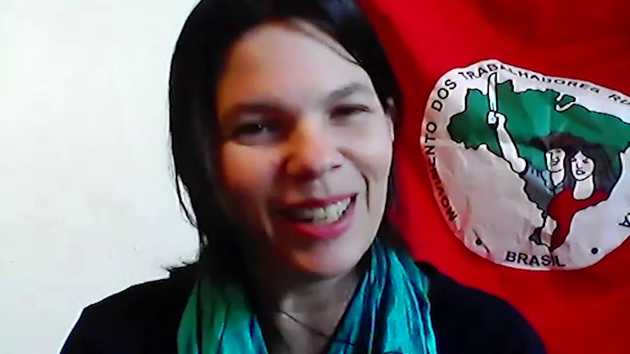 Interview with Jade Percassi of Brazil's Movement of Landless Rural Workers (MST)