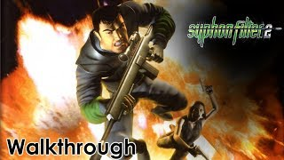 Syphon Filter 2 Walkthrough