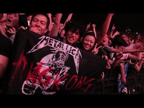 Metallica: Hong Kong Recap (2017)