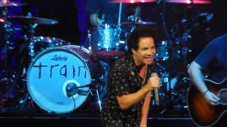Play That Song, Train, Cmac Canandaigua Ny, August 24, 2016