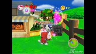 Hello Kitty Roller Rescue GameCube Gameplay - Rescue Me Now