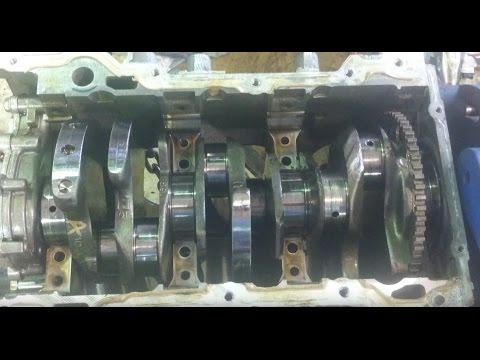 bad rod bearing noise. | FunnyDog.TV