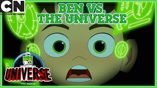 Ben 10 | Ben Vs. The Universe | Cartoon Network UK