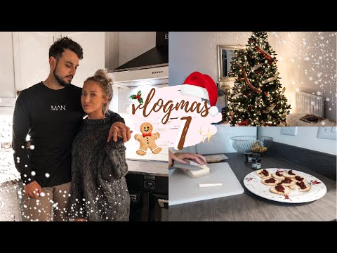 A FESTIVE DAY WITH FRIENDS | VLOGMAS DAY 1