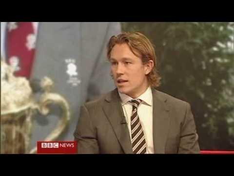 Jonny on BBC Breakfast News