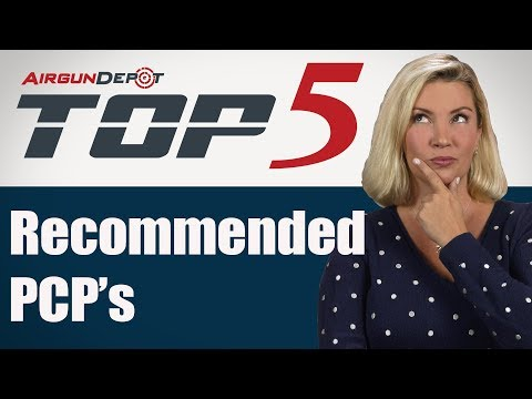 Top 5 Airguns: Recommended PCP's