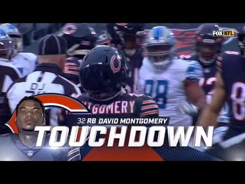 Every Chicago Bears Touchdown of the 2020-2021 Season