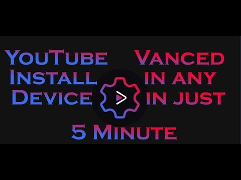 Install Youtube Vanced on Any Android | Root & non Root | 100% Safe & 5min Installation | July 2020