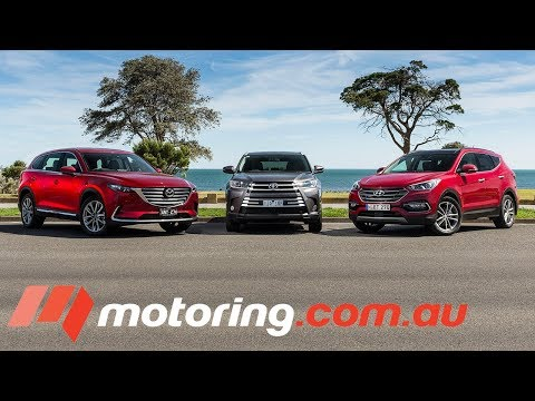Which Seven-seat SUV Is Friendliest For Families? | Motoring.com.au