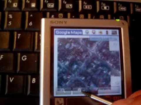 Sony Clie PEG-TJ37