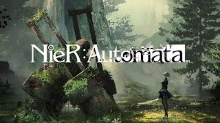 NIER Automata (Game Test) i5 4590, gtx 1060 6gb, 16gb No commentary