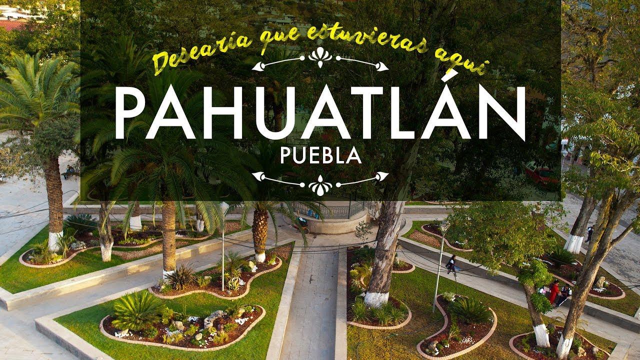 Pueblo Mágico de Pahuatlán, Puebla