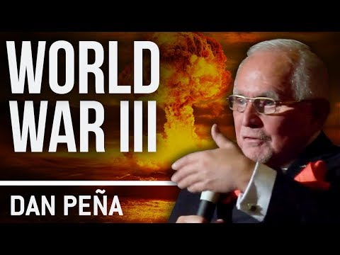 DONALD TRUMP IS GOING TO BOMB THESE COUNTRIES - Dan Peña