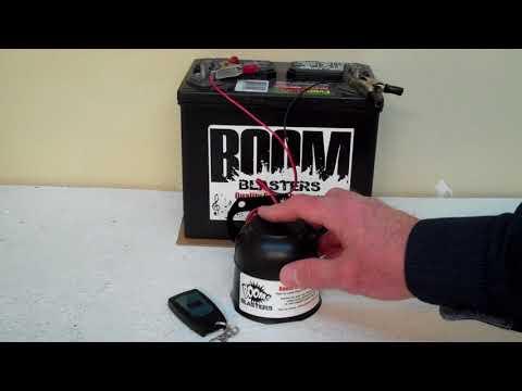 Dog Small Barking Sounds Car Horn2 Wireless