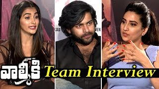 Valmiki Telugu Movie Team Interview | #PoojaHedge, #Varun Tej, #HarishShankar