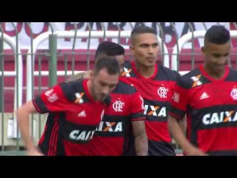Flamengo 1 x 0 Sport 14/05/2016