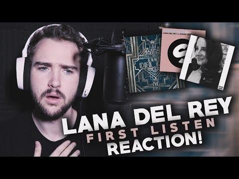 Lana Del Rey | First Listen | Reaction!
