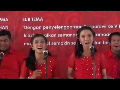 Vocal group kabupaten lamandau