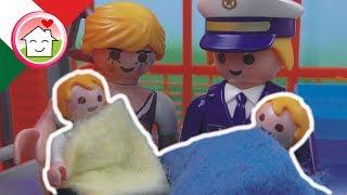 Playmobil film italiano I gemelli sono nati - Famiglia Hauser