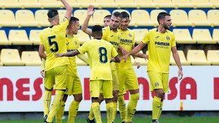 Resumen Villarreal B 3 - 1 Espanyol B