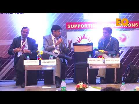 Part 2/3 - RE Financing : Debt Finance Session at 6th EQCFS Delhi
