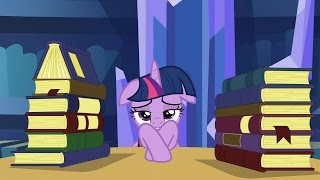 Twilight Sparkle - Ehh... I