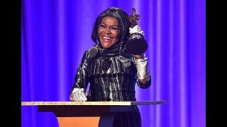 Cicely Tyson, 93, Wows as She Makes History to Become First Black Woman to Win Honorary Oscar - 247