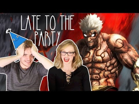 Let's Play Asura's Wrath - Late to the Party