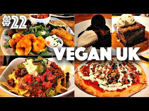 BEST VEGAN CITY IN UK | #22 (30 Videos in 30 Days) ♥ Cheap Lazy Vegan
